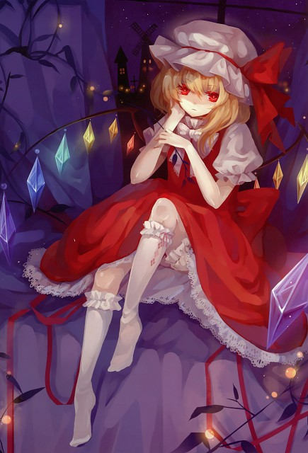 Dhiea, the equinoctial line, Touhou, Flandre Scarlet