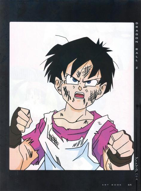 Akira Toriyama, Toei Animation, Dragon Ball, Girls - Artbook VI, Videl