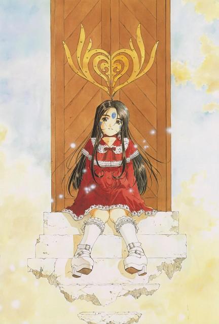 Kousuke Fujishima, Anime International Company, Ah! Megami-sama, Skuld