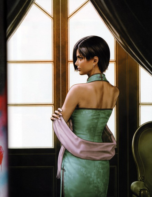 Capcom, Resident Evil 1, Ada Wong
