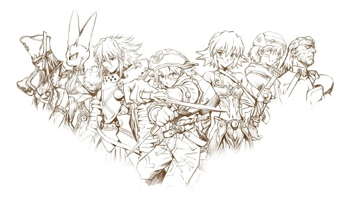 Yoshiyuki Sadamoto, .hack//Infection, Kite (.hack//infection), Orca, Mia