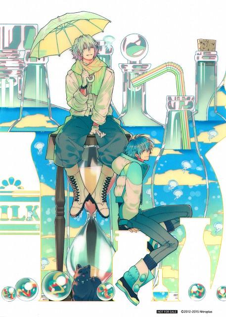 Honyarara, Nitro+, DRAMAtical Murder, Ren, Aoba Seragaki
