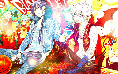 Katsura Hoshino, TMS Entertainment, D Gray-Man, Allen Walker, Yu Kanda Wallpaper