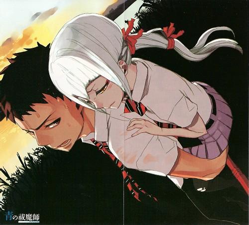 Ao no Exorcist, Mamushi Houjou, Juuzou Shima