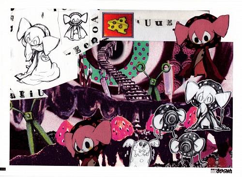 Shaft (Studio), Puella Magi Madoka Magica, Madoka Magica Production Notes: Inu Curry IMAGE NOT, Charlotte (Mahou Shoujo Madoka Magica)