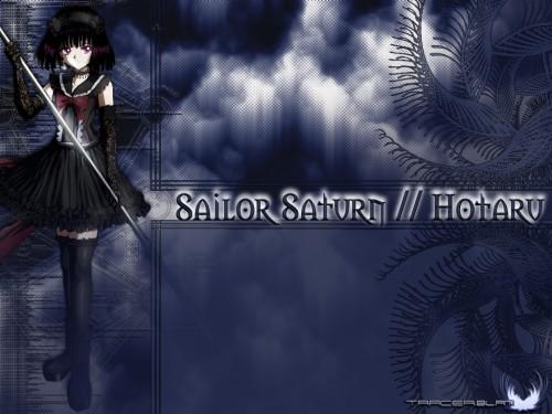 Bishoujo Senshi Sailor Moon, Hotaru Tomoe, Doujinshi Wallpaper