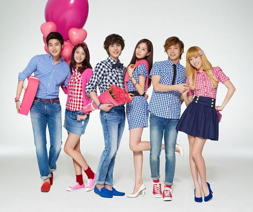 Jessica, Super Junior, Siwon, Girls Generation, Yoona