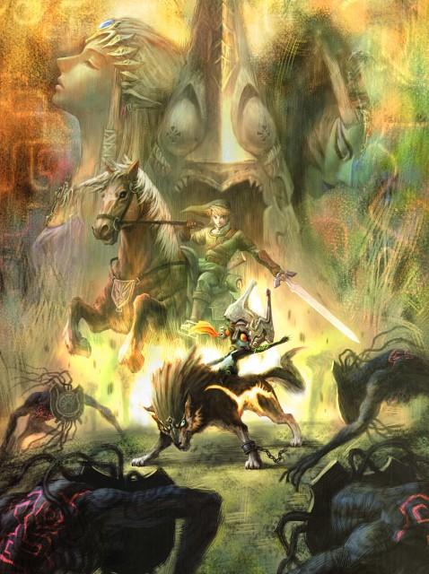 Nintendo, The Legend of Zelda, The Legend of Zelda: Twilight Princess, Epona, Wolf Link