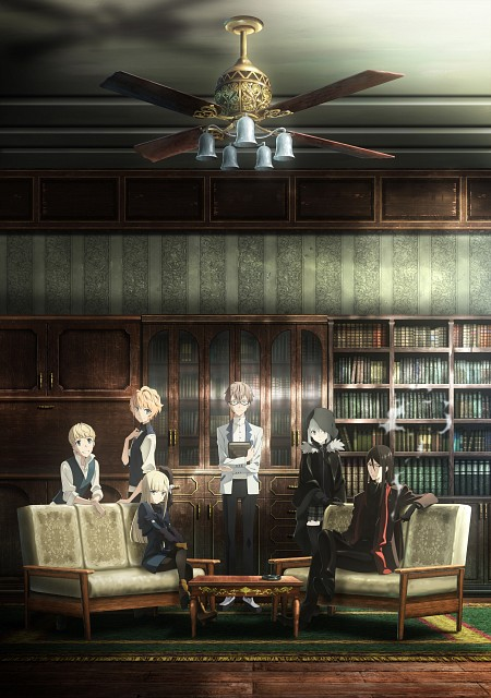 Jun Nakai, TROYCA, Lord El-Melloi II Case Files, Gray (Lord-El Melloi II Case Files), Caules Forvedge Yggdmillennia
