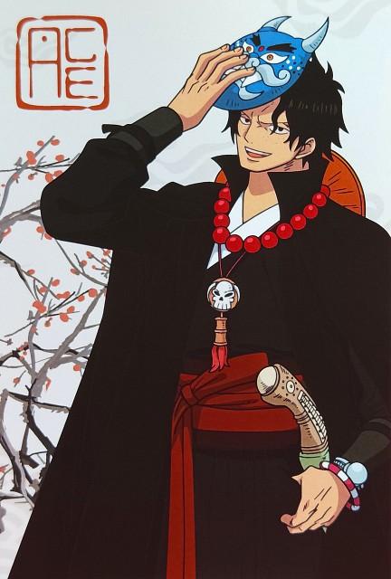 Eiichiro Oda, Toei Animation, One Piece, Portgas D. Ace