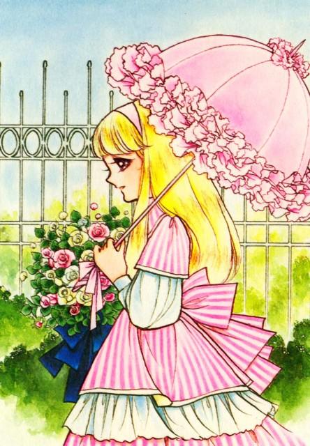 Yumiko Igarashi, Candy Candy, Annie Brighton
