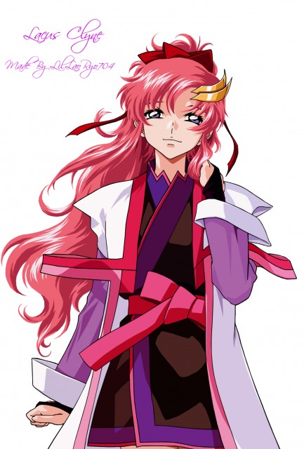 Sunrise (Studio), Mobile Suit Gundam SEED Destiny, Lacus Clyne, Vector Art