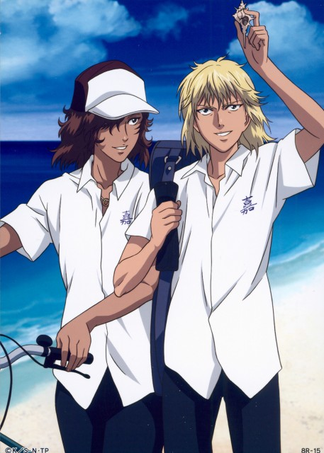 Takeshi Konomi, J.C. Staff, Prince of Tennis, Rin Hirakoba, Yuujiro Kai