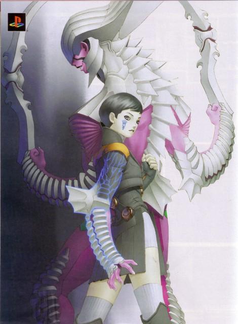 Kazuma Kaneko, Digital Devil Saga Artbook, Shin Megami Tensei: Digital Devil Saga, Varnani, Sera