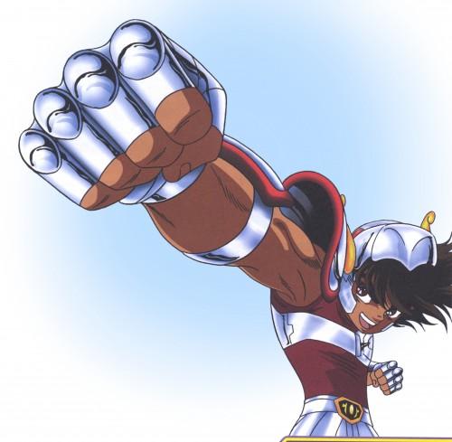 Masami Kurumada, Toei Animation, Saint Seiya, Pegasus Seiya