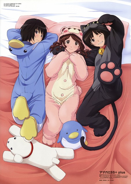 Anime International Company, Amagami, Ai Nanasaki, Sae Nakata, Miya Tachibana