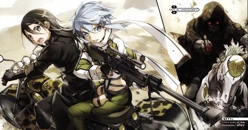 Abec, A-1 Pictures, Sword Art Online, Kazuto Kirigaya, Shoichi Shinkawa