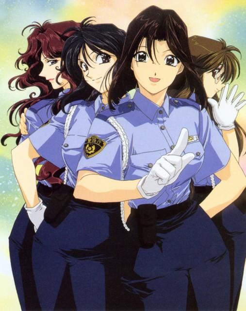 Atsuko Nakajima, Kousuke Fujishima, Studio DEEN, You're Under Arrest, Natsumi Tsujimoto