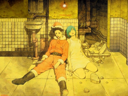 Tatsuyuki Tanaka, Cannabis Works Wallpaper