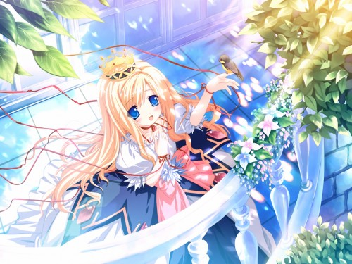 Chikotam, Marmalade (Studio), Lyrical Lyric, Arietta (Lyrical Lyric), Game CG