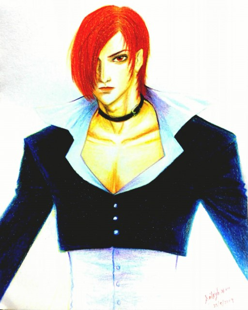SNK, King of Fighters, Iori Yagami