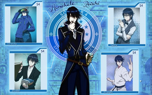 GoHands, K Project, Reisi Munakata Wallpaper