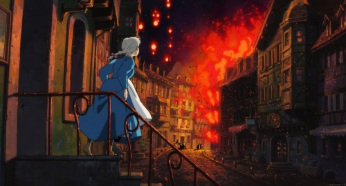 Studio Ghibli, Howl's Moving Castle, Sophie Hatter