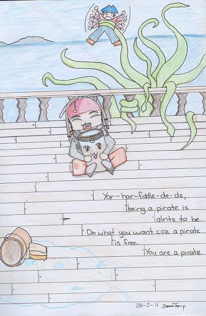 Jack Sparrow, Member Art