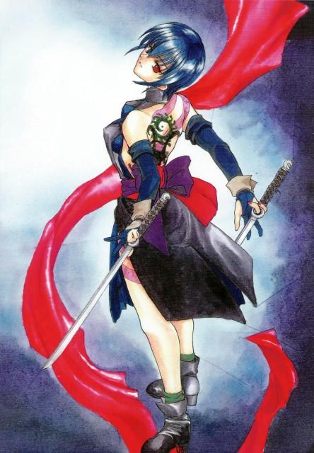 SNK, Samurai Spirits, Shiki (Samurai Spirits)