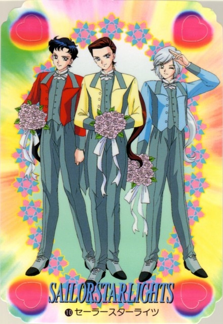 Toei Animation, Bishoujo Senshi Sailor Moon, Taiki Kou, Yaten Kou, Seiya Kou