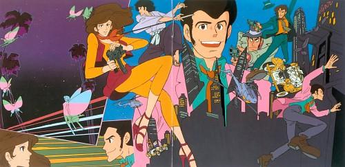 Kazuhiko Kato, TMS Entertainment, Lupin III, Fujiko Mine, Koichi Zenigata