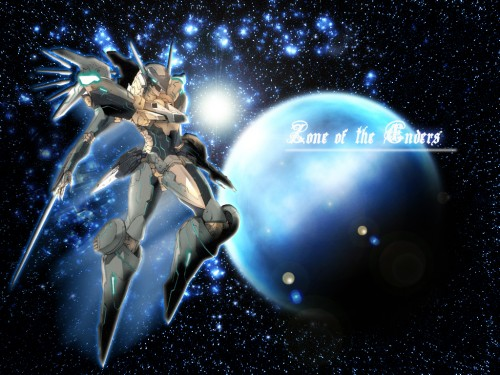 Zone of the Enders: The 2nd Runner, Zone of the Enders Wallpaper