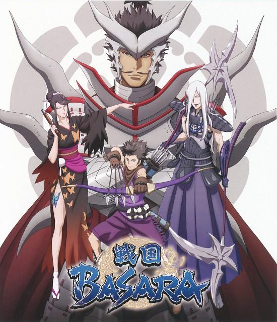 Makoto Tsuchibayashi, Capcom, Production I.G, Sengoku Basara, Nouhime (Sengoku Basara)