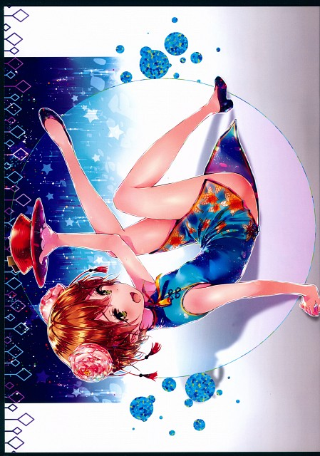 DS Mairu, Bokuto Kimitono Live, Love Live! School Idol Project, Rin Hoshizora, Doujinshi