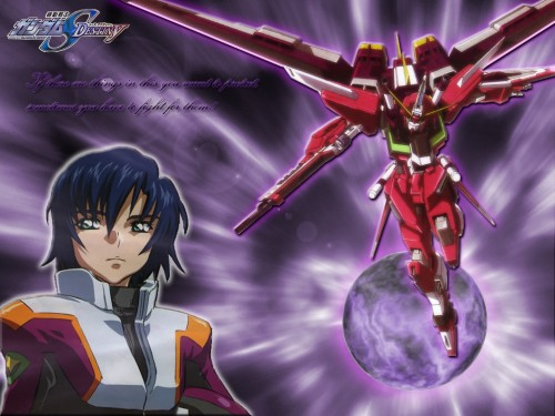 Sunrise (Studio), Mobile Suit Gundam SEED Destiny, Athrun Zala Wallpaper