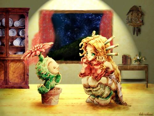 Square Enix, World of Mana Wallpaper