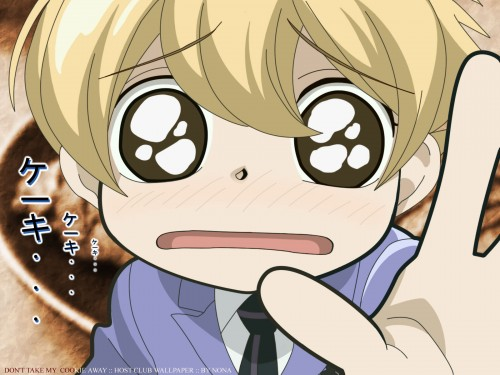 Hatori Bisco, BONES, Ouran High School Host Club, Mitsukuni Haninozuka Wallpaper