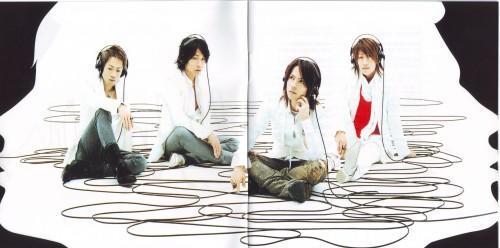 L'Arc~en~Ciel, Yukihiro Awaji, Tetsuya Ogawa, Hyde (J-Pop Idol), Ken Kitamura