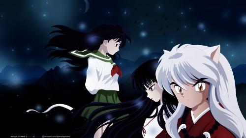 Rumiko Takahashi, Sunrise (Studio), Inuyasha, Kagome Higurashi, Inuyasha (Character) Wallpaper