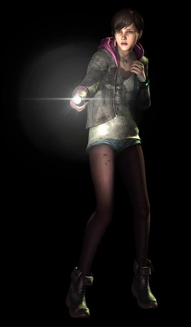 Capcom, Resident Evil: Revelations 2, Moira Burton