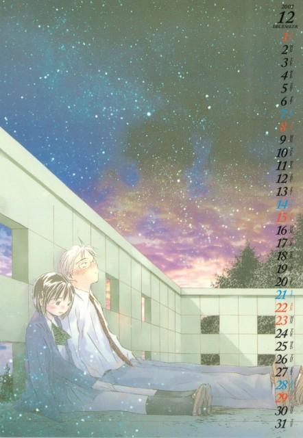 Shin Takahashi, SaiKano, Chise, Shuuji, Calendar