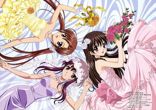 Yasunari Nitta, Sister Princess, Chikage, Karen (Sister Princess), Sakuya