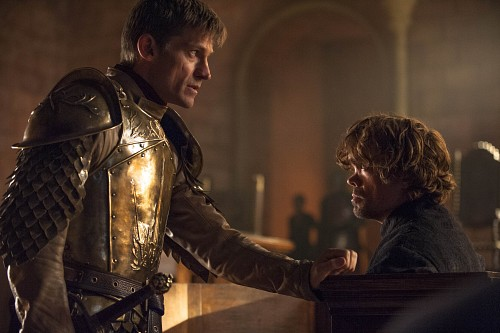 Game of Thrones, Jaime Lannister, Tyrion Lannister