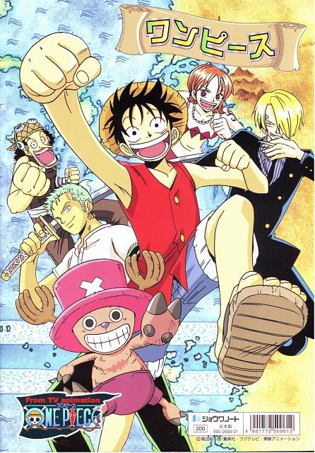 Eiichiro Oda, Toei Animation, One Piece, Monkey D. Luffy, Sanji