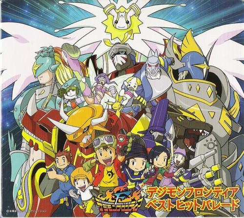 Toei Animation, Digimon Frontier, Kouichi Kimura, Tomoki Himi, Takuya Kanbara