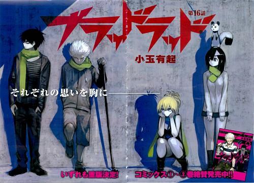 Yuuki Kodama, Blood Lad, Beans, Fuyumi Yanagi, Hydrabell