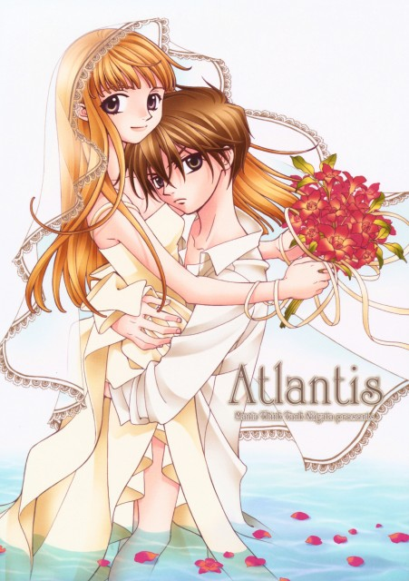 Sunrise (Studio), Mobile Suit Gundam Wing, Relena Peacecraft, Heero Yuy, Doujinshi