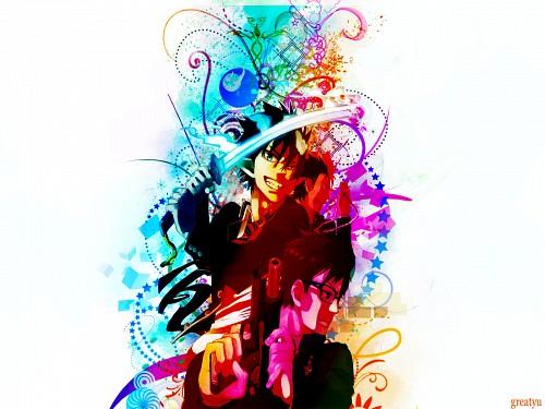 A-1 Pictures, Ao no Exorcist, Yukio Okumura, Rin Okumura Wallpaper