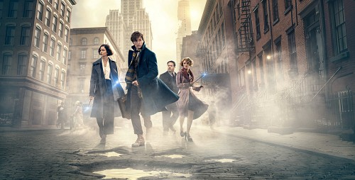 Warner Bros., Fantastic Beasts, Jacob Kowalski, Queenie Goldstein, Porpentina Goldstein