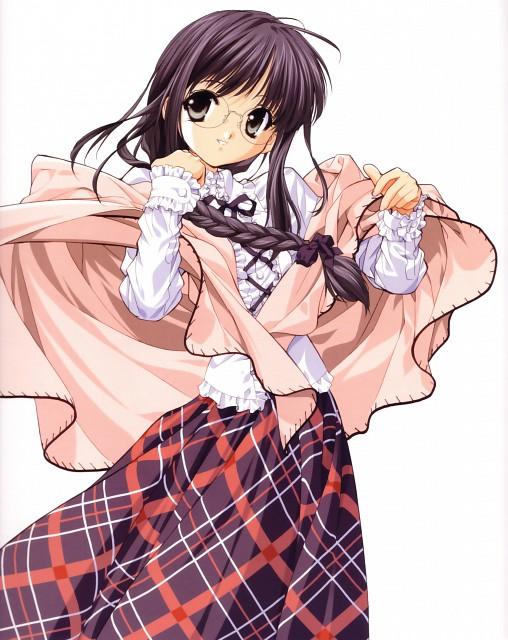 Naoto Tenhiro, Sister Princess, The Art of Sister Princess, Karen (Sister Princess), Marie (Sister Princess)
